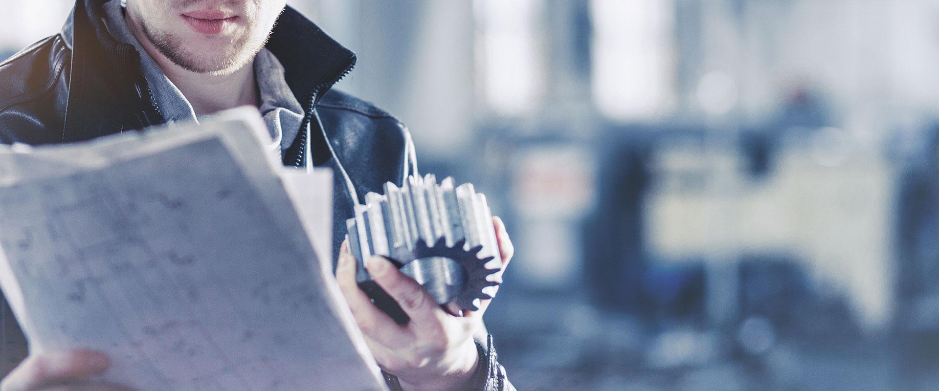 Getriebe Ersatzteile für Getriebebau